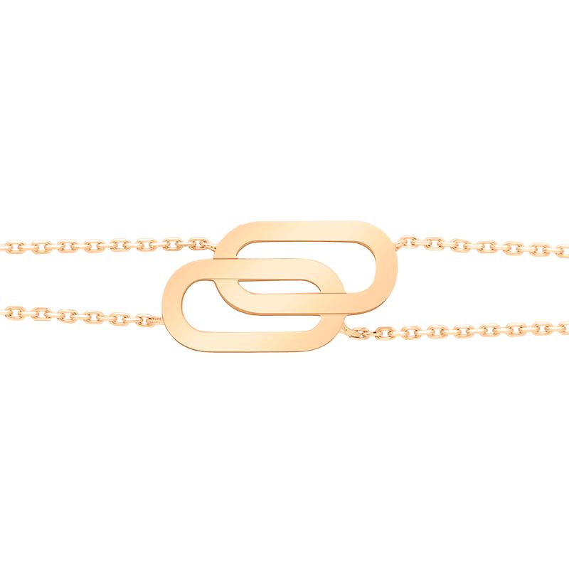 Bracelet So Shocking Lucky in Love en or rose