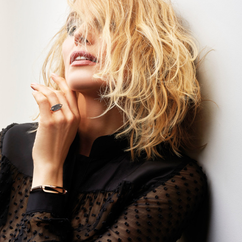Bracelet So Shocking Lune di miele en or rose et diamant